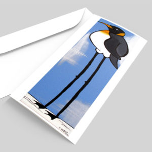 Lofty Penguin