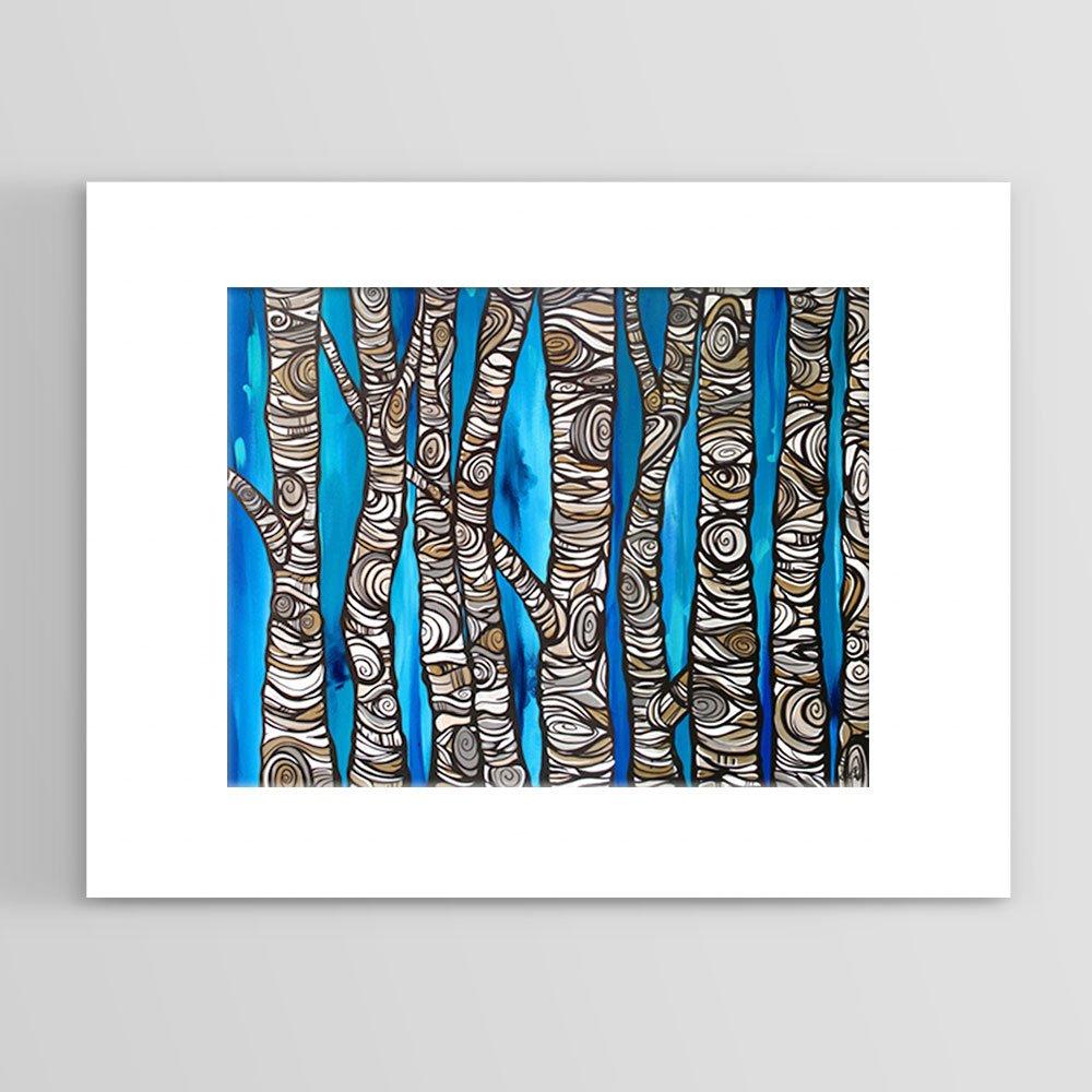 Vibrant Birch