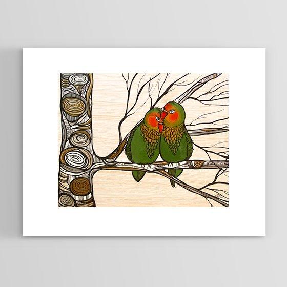 Lovebird Lust